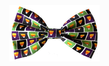Bow Tie Formal Wear for Dogs � Block Candy Corn