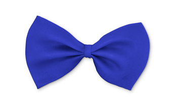 Bow Tie Formal Wear for Dogs - Blue