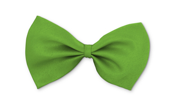 Bow Tie Formal Wear for Dogs - Green
