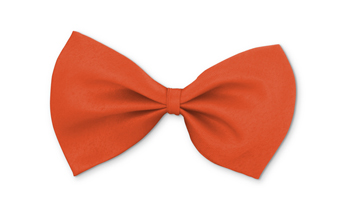 Bow Tie Formal Wear for Dogs - Orange