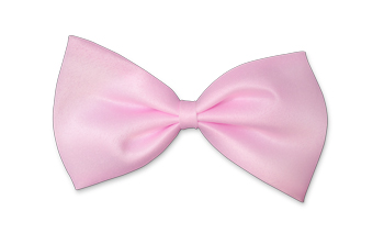 Bow Tie Formal Wear for Dogs - Pink